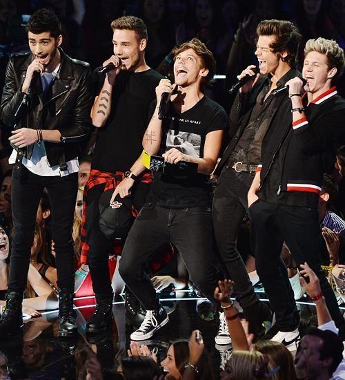 one direction VMAs 2013