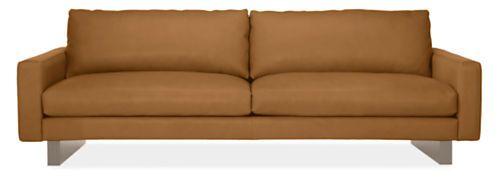 Hess Custom Sofa - Modern Custom Sofas - Modern Custom Furniture - Room & Board $3899
