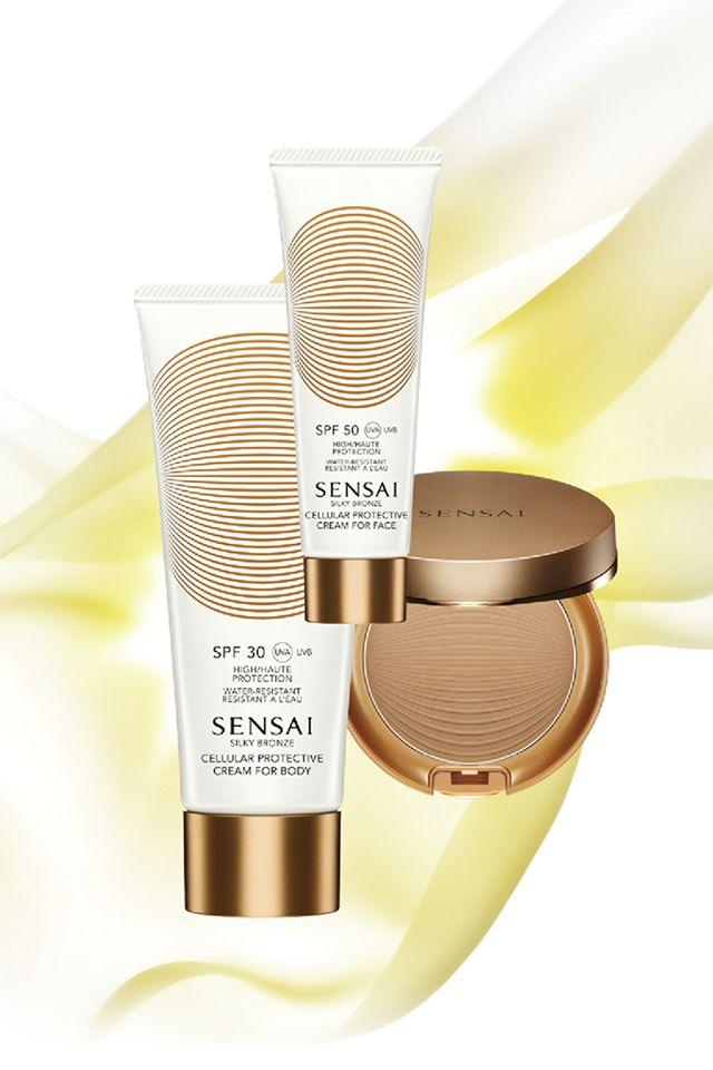bədən üçün günəşdən qoruyucu krem /солнцезащитный крем для тела / #Sensai Cellular #Protective Cream For #Body