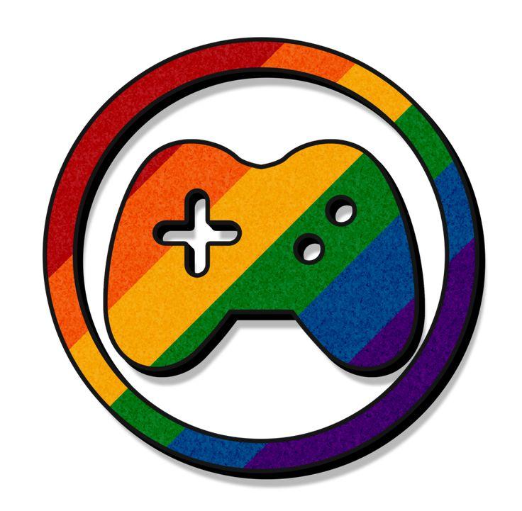 Rainbow Game Controller Icon by lovemystarfire Rainbow