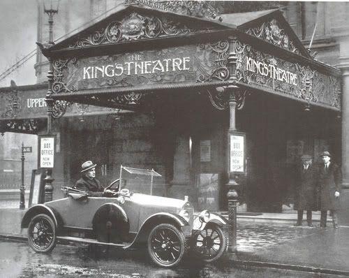 Kings- Glasgow