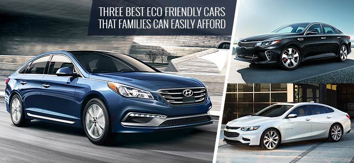 Blog: Top 3 eco-friendly cars that families can easily afford in the #UAE.