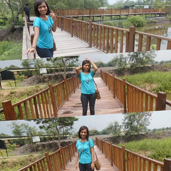 this is my first trip at the Mangrove Wonorejo, Surabaya Indonesia :D