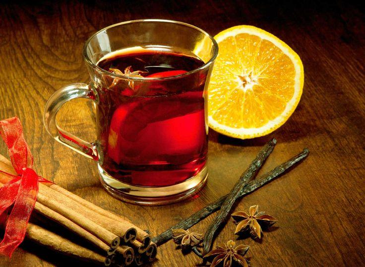 Bu #soğuk havalarda #kış çayı içinizi ısıtacak!