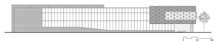 Centre Multifonctionnel de Saint-Apollinaire par Parka – Architecture & Design, Saint-Apollinaire, Québec.  Source :Parka – Architecture Design.