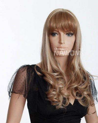 Lady Gaga Blonde Bowknot Celebrity Wig ZL949-613 - $28.00 : wigs outlet