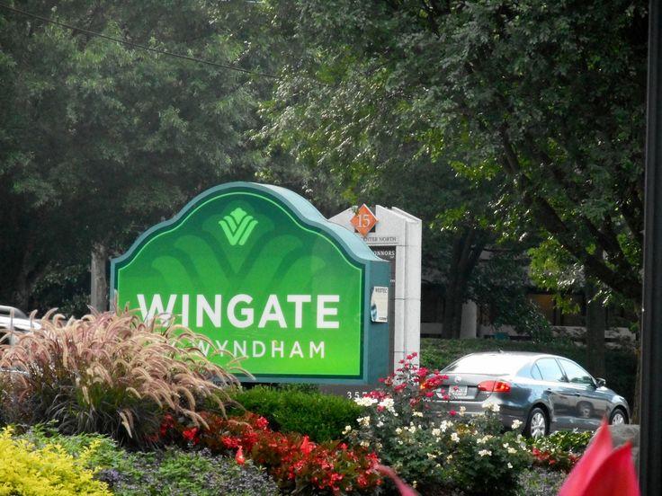 Atlanta,Georgia.Wingate ,Buckhead Hotel