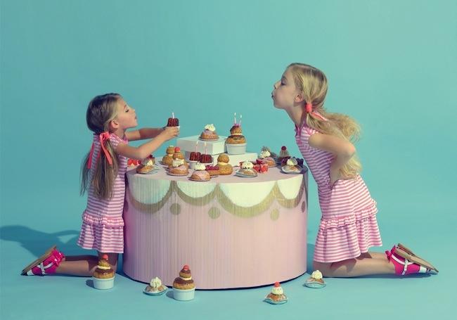 Vestidos de Lili Gaufrette para celebrar su 15 cumpleaños http://www.minimoda.es