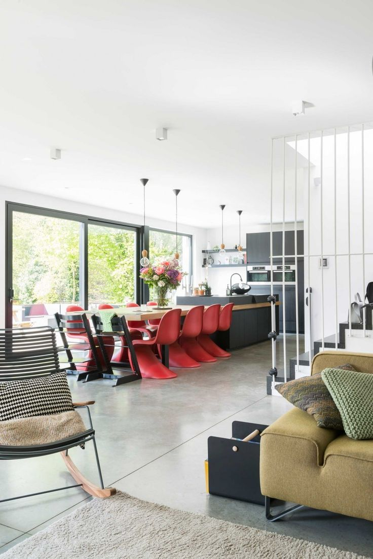 40 best Kitchen-living room images on Pinterest | Kitchen living ...
