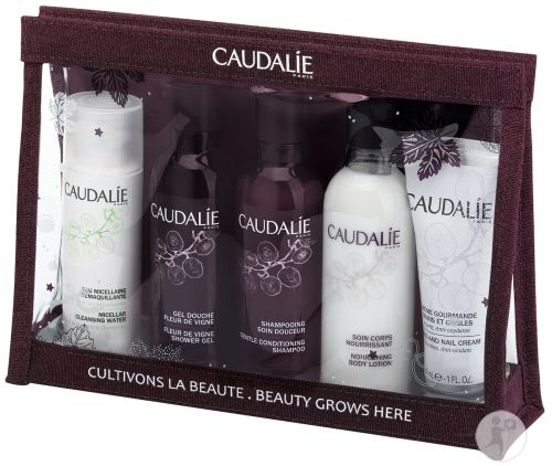 Caudalie Winter Koffertje 5 producten