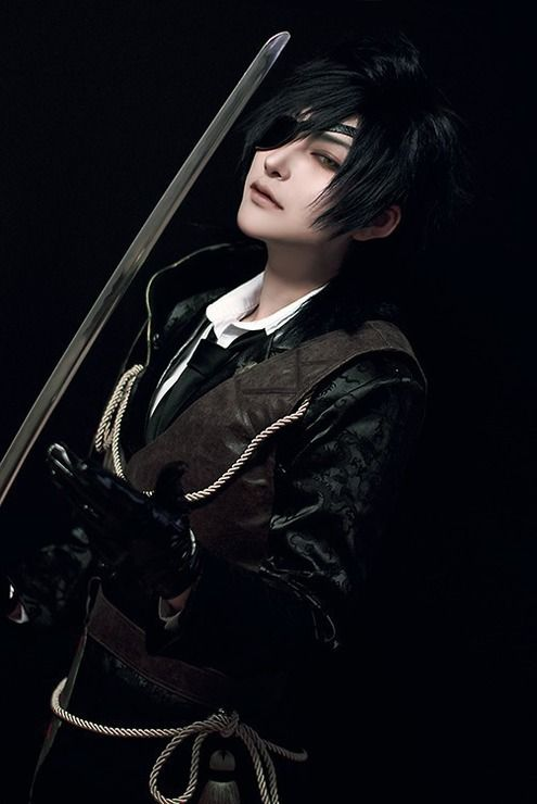 Cosplay 燭台切光忠 by REACH