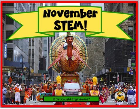 Integrate STEM into your November classroom curriculum with engineering activities based on the book Balloons Over Broadway by Melissa Sweet.