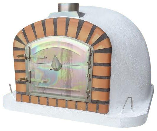 Brick Pizza Oven, Outdoor, Wood Fired, Hand Made in Portugal traditional-outdoor-pizza-ovens