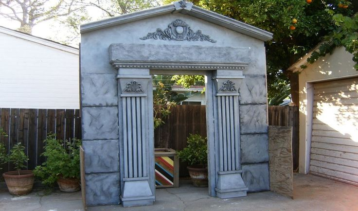 Image result for cemetery entrance halloween