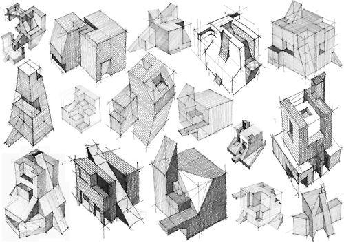 drawingarchitecture:    by Massimiliano Zigoi