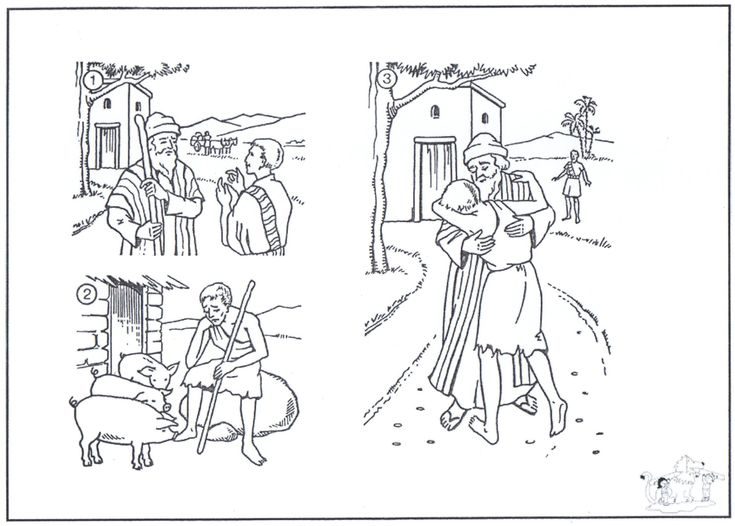 111 best Parable of the Prodigal Son images on Pinterest