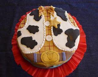 "Torta de ""Toy Story"" Sweet Marian Cupcakes: Tortas y Pasteles https://www.facebook.com/SweetMarianCupcakes"