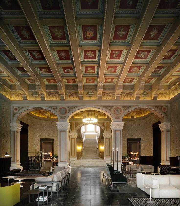 פיירו ליסוני - אסתטיקה טהורה. | הכנס ה-5 לעיצוב ותכנון בתי מלון 16.5.2016 | כנסים | מגזין בית ונוי |
