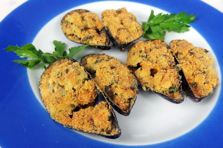 Ricetta veloce ed estiva: cozze gratinate #food #cozze #fish #summerfood