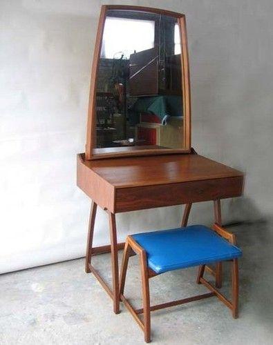 Dressing Table   Mid Century Modern