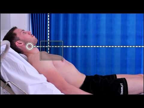 Jugular Venous Pressure Examination - USMLE Step 2 CS