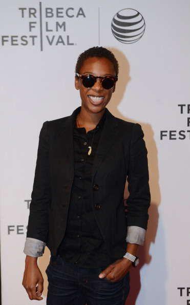 Samira Wiley at the Tribeca Film Festival 2014