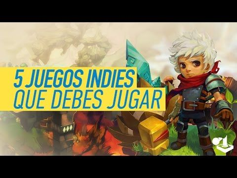 Fanático de los juegos indies? Aquí te dejamos 5 Juegos Indies que debes jugar  https://youtube.com/watch?v=a0mCjXq7uXE