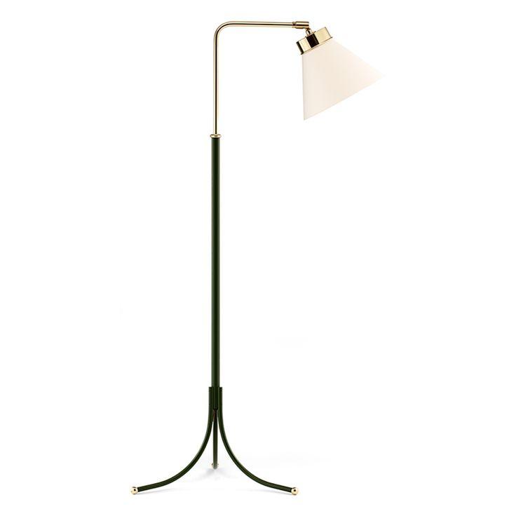 Floor Lamp 1842 Brass/Color 6,800 SEK