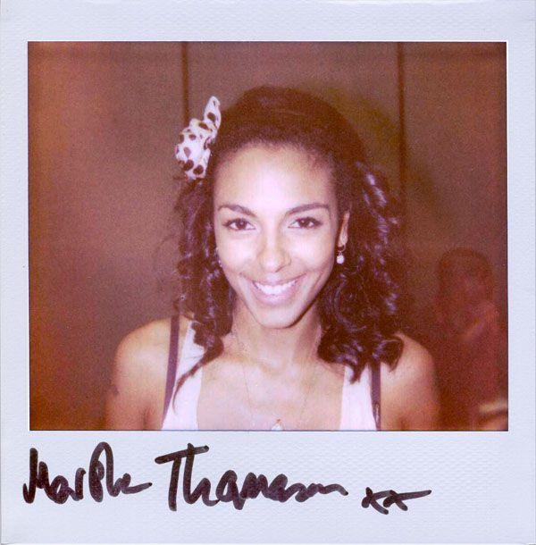Portroids: Portroid of Marsha Thomason | Kate