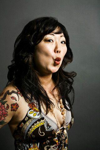 GURU JAY: Funny Girl Margaret Cho