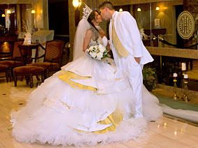 Get to know american gypsy culture by reading this list of for Big gypsy wedding dresses for sale