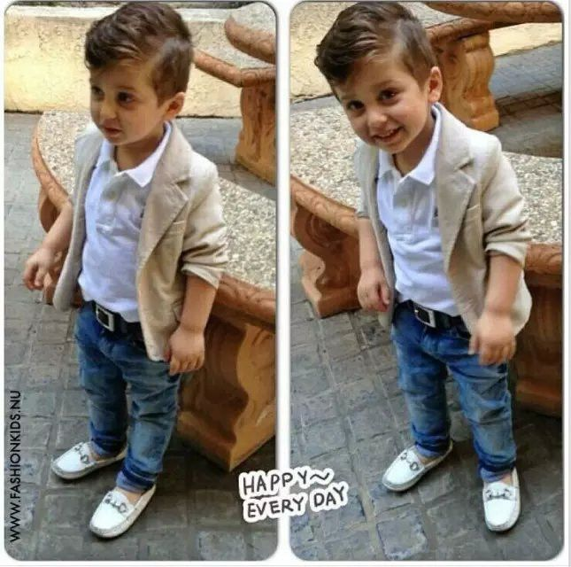 Little Gentleman's 3-piece Set
