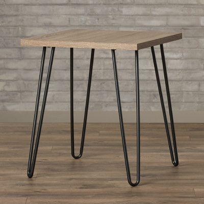 Trent Austin Design Monomoy Retro End Table U0026 Reviews   Wayfair