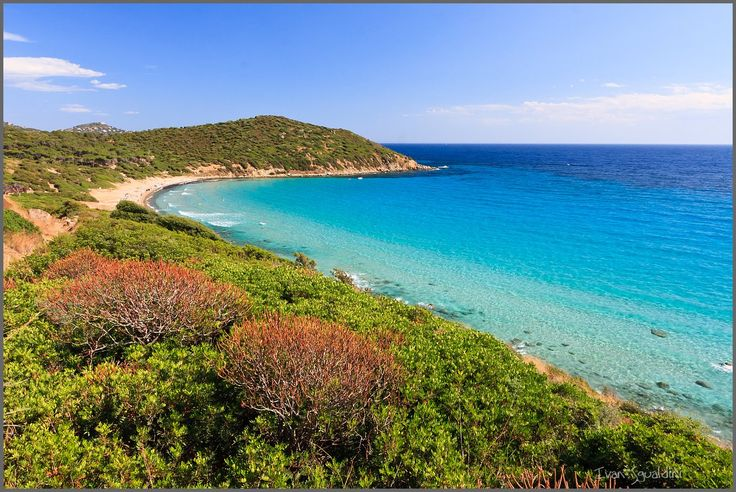 Mari Pintau beach, Villasimius Sardinia, http://www.keepcalmandtravel.com/top-ten-sardinian-beaches-for-a-low-budget-holiday/