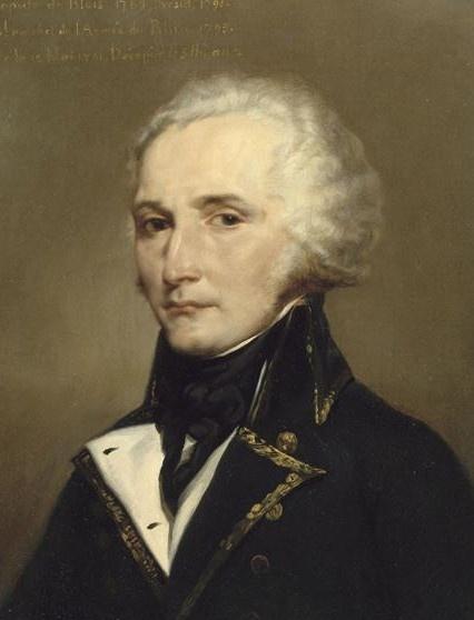 Alexandre de Beauharnais, Josephine (Rose)'s first husband, was killed during the Revolution.