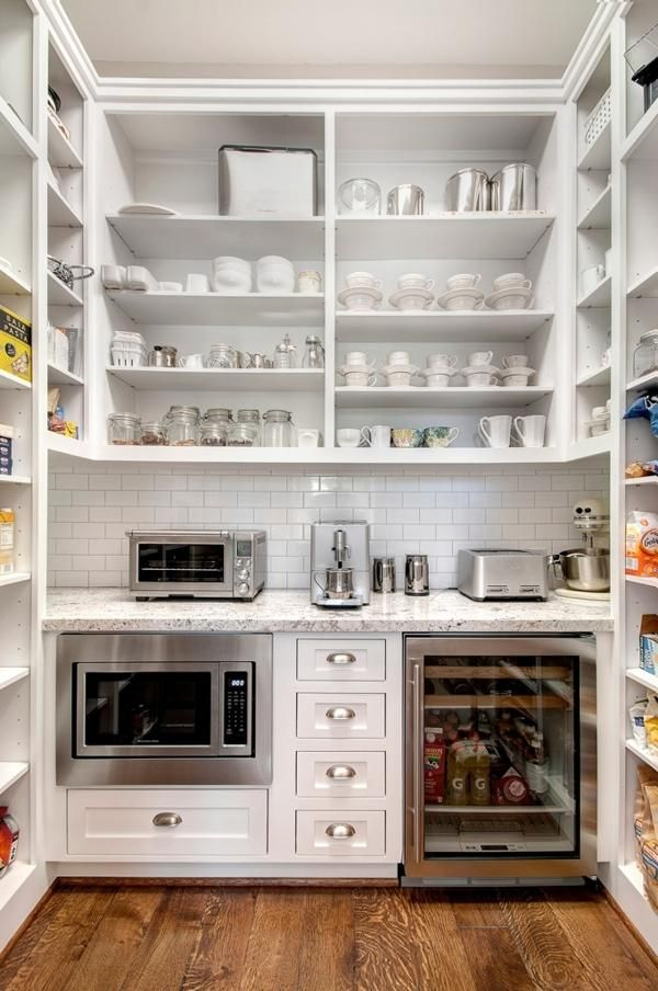 When your pantry is tidy, every trip to grab a bag of chips or stash the week's groceries will be a treat.