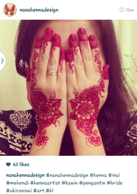 Inai Party Mehndi Red Cone : Pinterest the world s catalog of ideas