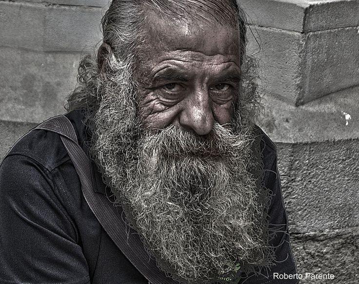 un mendicante by robertoparente