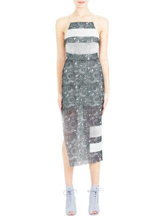 Manning Cartell Camelia Wire Dress #davidjones #djsfashion #style #autumn #winter #fashion #manningcartell