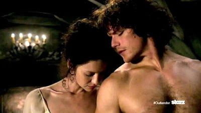 Outlander and Lady Porn - Outlander — the TV show that reflects sex from a women's perspective. Finally!