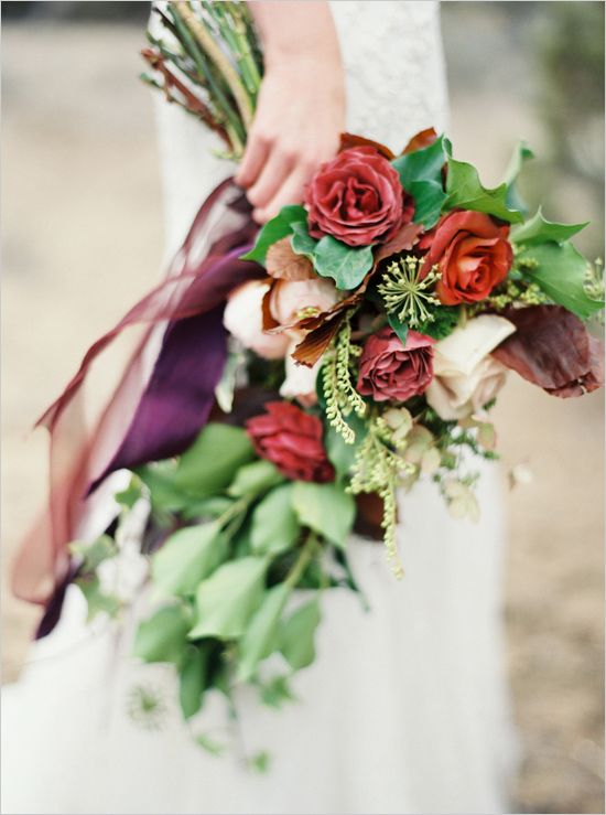 #rose wedding #bouquet via @Judith Zissman de Munck Clark chicks