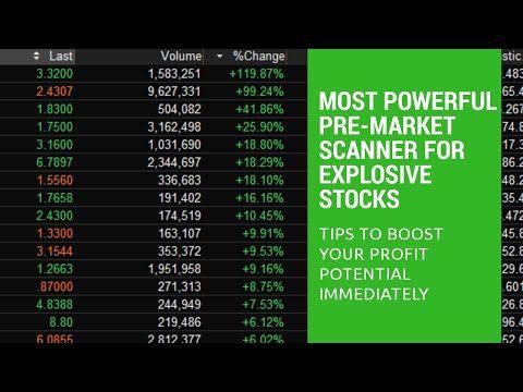 YouTube | Explosive Profit Stock Trading Tips | Marketing