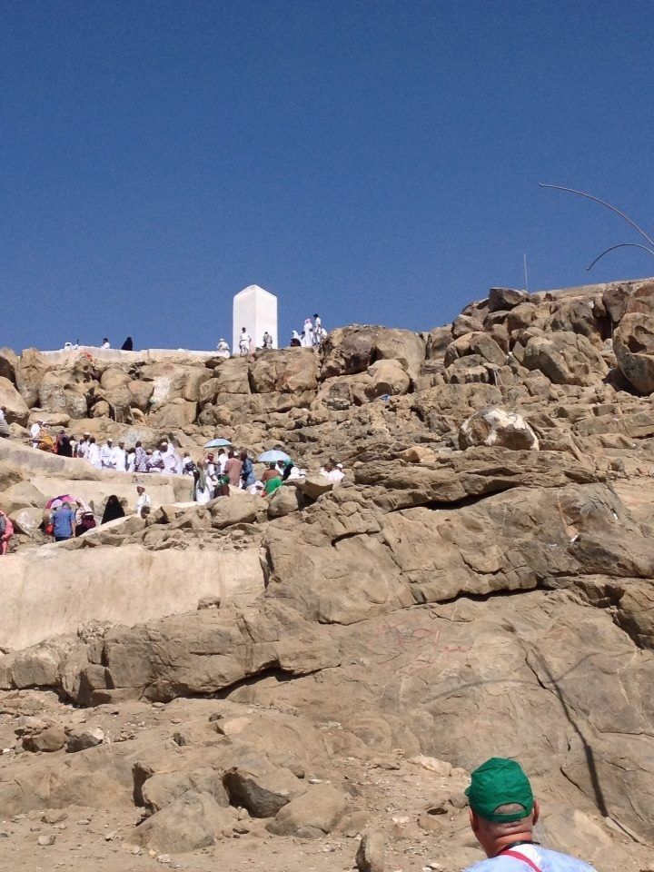 Pictures from Hajj 2013