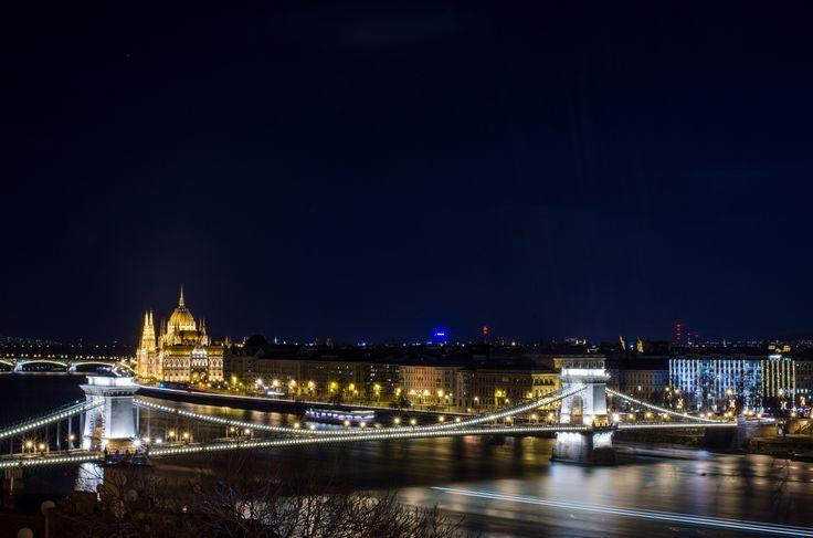Budapest night by Petru Cojocaru on 500px