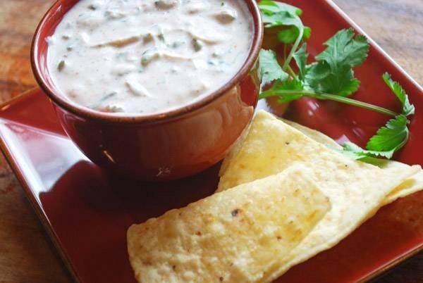 Greek Yogurt Dip Recipe food-recipes