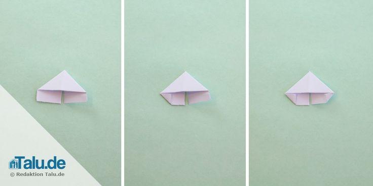 die besten 25 origami schwan ideen auf pinterest origami v gel einfaches origami tutorial. Black Bedroom Furniture Sets. Home Design Ideas