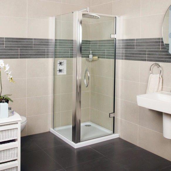 hinged doors shower enclosures