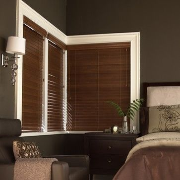 White Trim Wood Blinds And Window Blinds On Pinterest