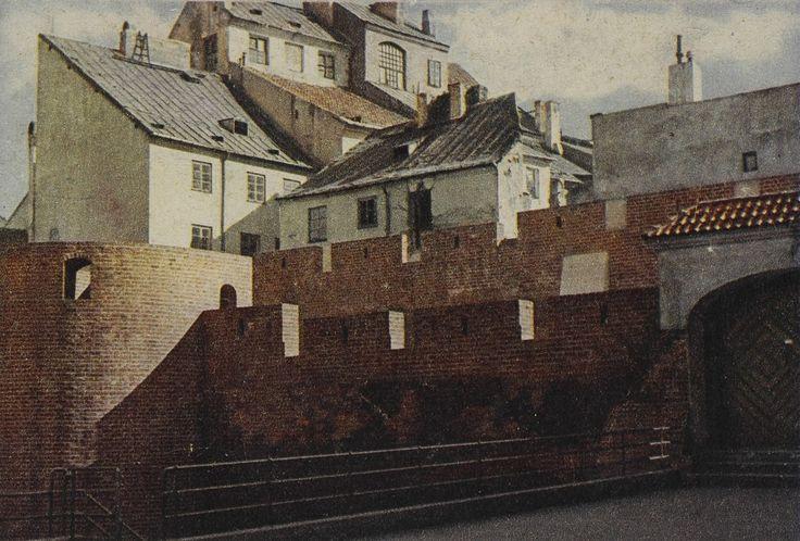 Warszawa, Stare Miasto, fot. Czesław Olszewski (1939)