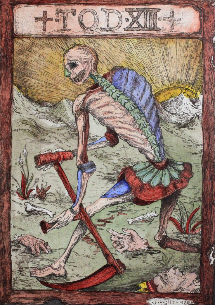 Decameron Tarot Deck Boxed 78 Card Set With Instruction: 475 Best Images About Death On Pinterest